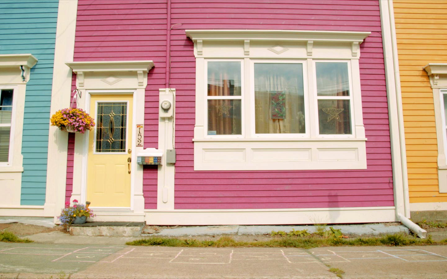 Newfoundland and Labrador Tourism - Paint the Town Jellybean Row